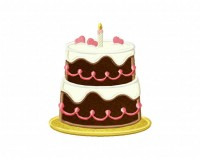 Lovely-Birthday-Cake-Applique-5x7