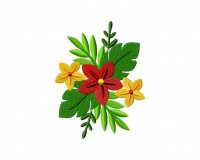 Hawaiian Floral Bouquet 5_5