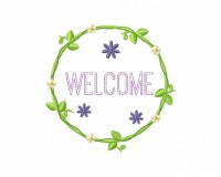 Welcome Wreath 5_5