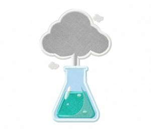 Conical-Flask-Smoke-(Applique)-6_5-in