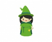 Green Wizard Girl (Z)-5_5