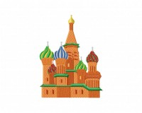 St. Basil's Cathedral 5_5 in