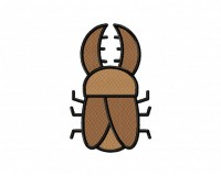 Stag Beetle 5_5 in