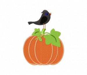 Crow And Pumpkin (Z)-5_5