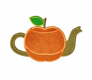 Peach-Teapot-(Z)-Applique-5x7