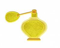 Fancy-Yellow-Perfume-Applique-5x7
