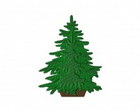 Christmas Bare Tree  5_5 inch