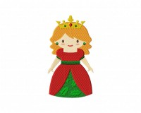 Christmas Princess 1 5_5 inch