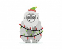 Christmas Yeti Lights (Z)-5_5