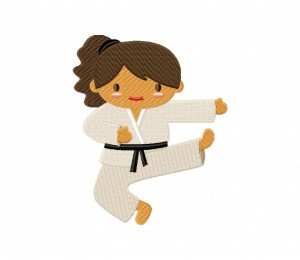 Karate Kid Girl (Z)-5_5