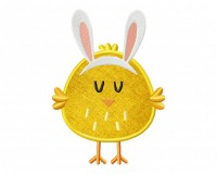 Happy-Easter-Chick-Applique5x7