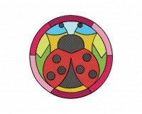 Stained Glass Ladybug (Z)-5_5