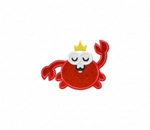Crab-King-Applique-4x4