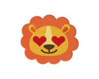 Lion In Love 5_5 inch