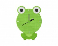 Clock Frog 5_5 inch