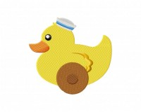 Duck Toy Sailor 5_5 inch