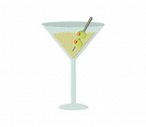 Naked Martini 5_5 inch