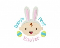 Baby's First Easter 5_5 inch