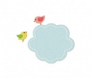 Birds And Stitch Cloud 5_5 inch