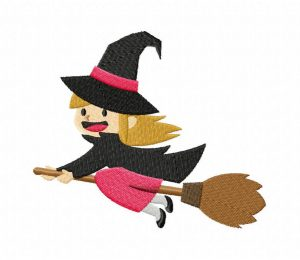 Halloween-Cute-Witch-02-Stitched-5_5-Inch