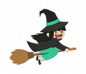 Halloween-Cute-Witch-03-Stitched-5_5-Inch