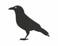 08-Crow-Stitched-5_5-Inch