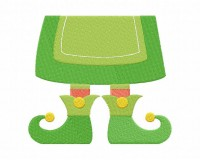 Christmas-Elves-Feet-05-Stitched-5_5-Inch