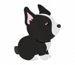 Xmas-Boston-Terrier-02-Stitched-5_5-Inch