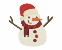 Fashionable-Snowman-01-Stitched-5_5-Inch