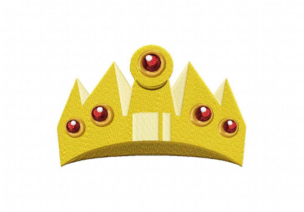 Cartoony-Crown-08-Stitched-5_5-Inch