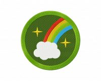 St. Patrick's Day Pot Of Gold Icon  5_5 inch