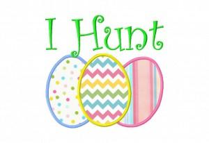 I Hunt 6X10 Hoop