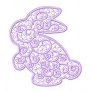 smalllacebunny
