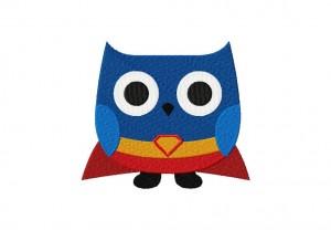 Super Owl Stitched 5_5 Inch