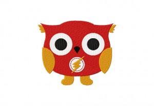 Speedy Owl Stitched 5_5 Inch
