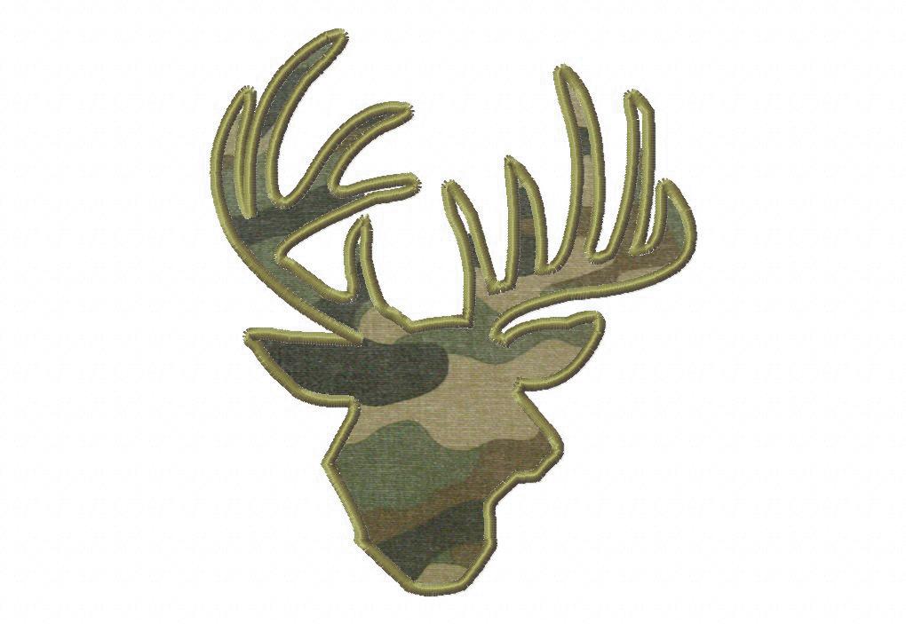 Machine Applique Buck