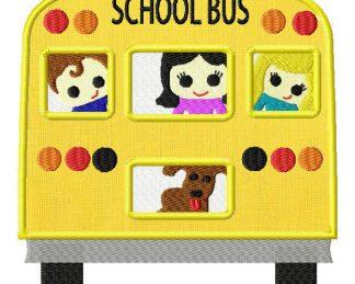 Goodbye School Bus