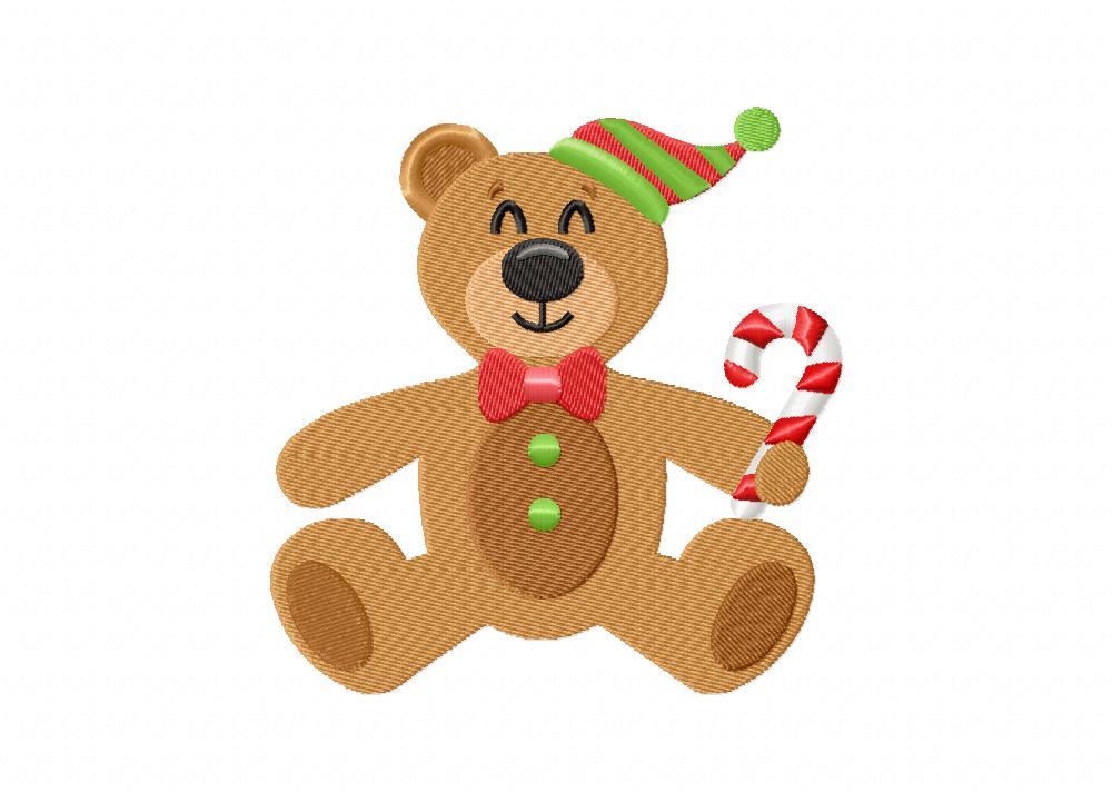 Craft mini teddy bear cm applique cute doll sewing trim cute